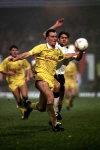 Derby County v Burnley - FA Cup 3rd round replay, Saturday 25th January 1992