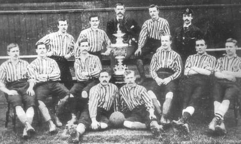 Lancashire Cup Winners