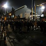 Fulham v Burnley - Supporters Travel