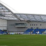 Brighton & Hove Albion v Burnley - Supporters Travel