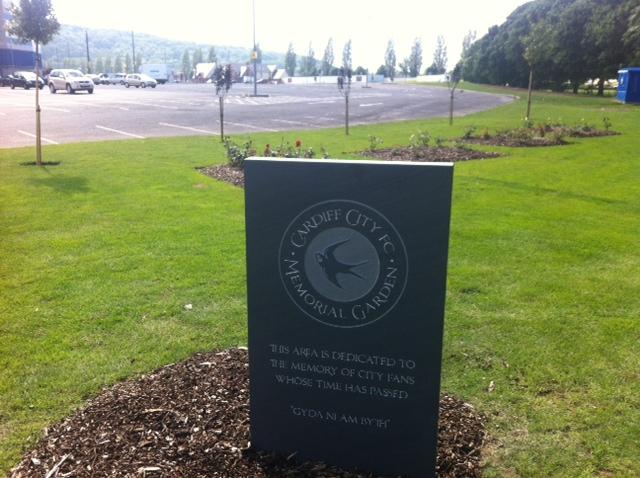 Cardiff-City-Memorial-Garden-stone