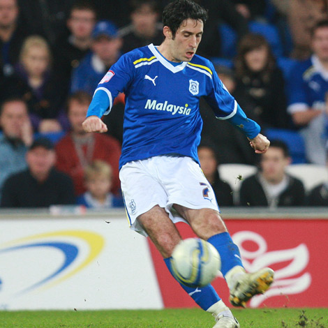 Peter Whittingham will be back in blue
