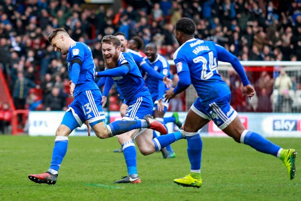 Cardiff's attacking pace turns a defeat into a victory!