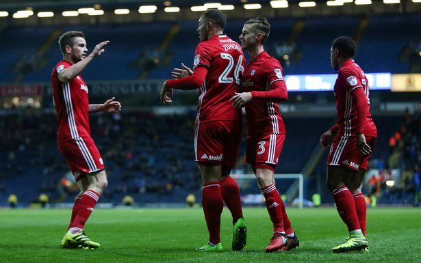 Blackburn Rovers 1 - 1 Cardiff City. Match Report