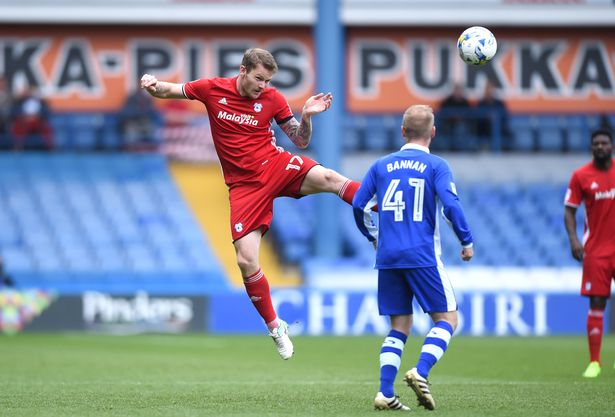 Sheffield Wednesday 1 - 0 Cardiff City. Match Report