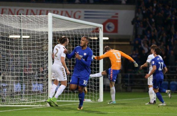 Cardiff City 3 - 1 Leeds United. Match Report