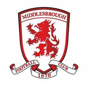 Middlesbrough v Cardiff. Team line ups