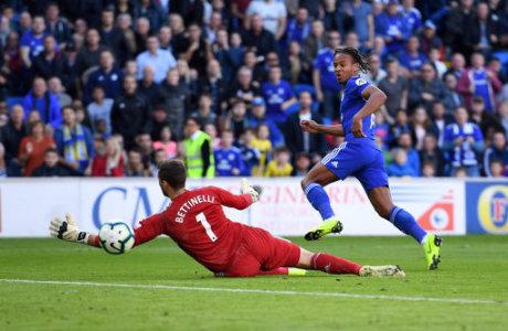 Cardiff City 4 - 2 Fulham. Match Report