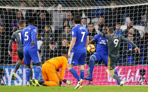 Cardiff City 0 - 1 Leicester City. Match Report