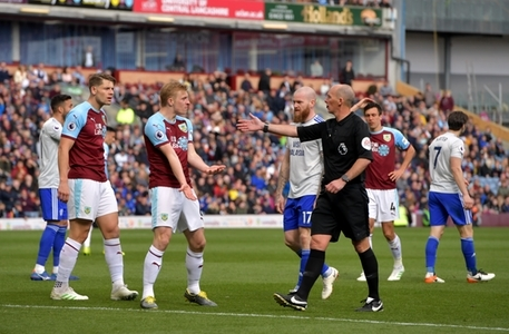 Burnley 2 - 0 Cardiff City. Match Report