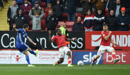 Charlton Ath 2 - 2 Cardiff City. Thriller at the Valley
