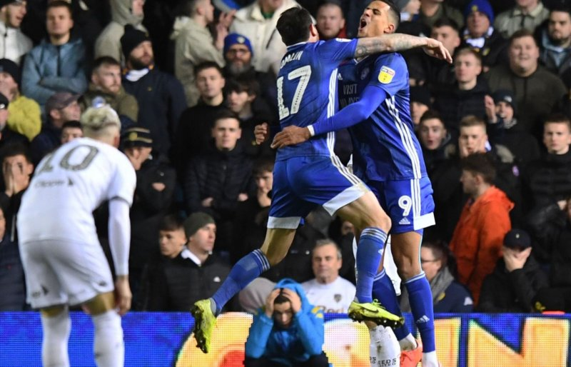 Leeds 3 - 3 Cardiff. Comment