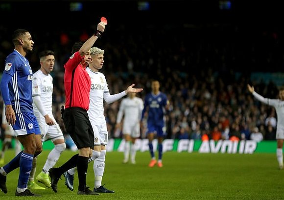 Cardiff to appeal Morrison's red card?