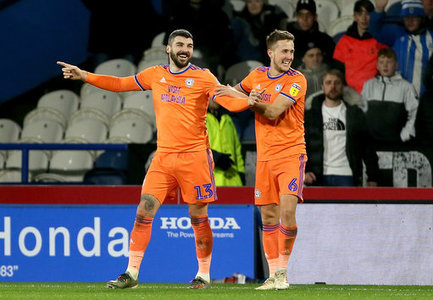 Huddersfield Town 0 - 3 Cardiff City. Match Report