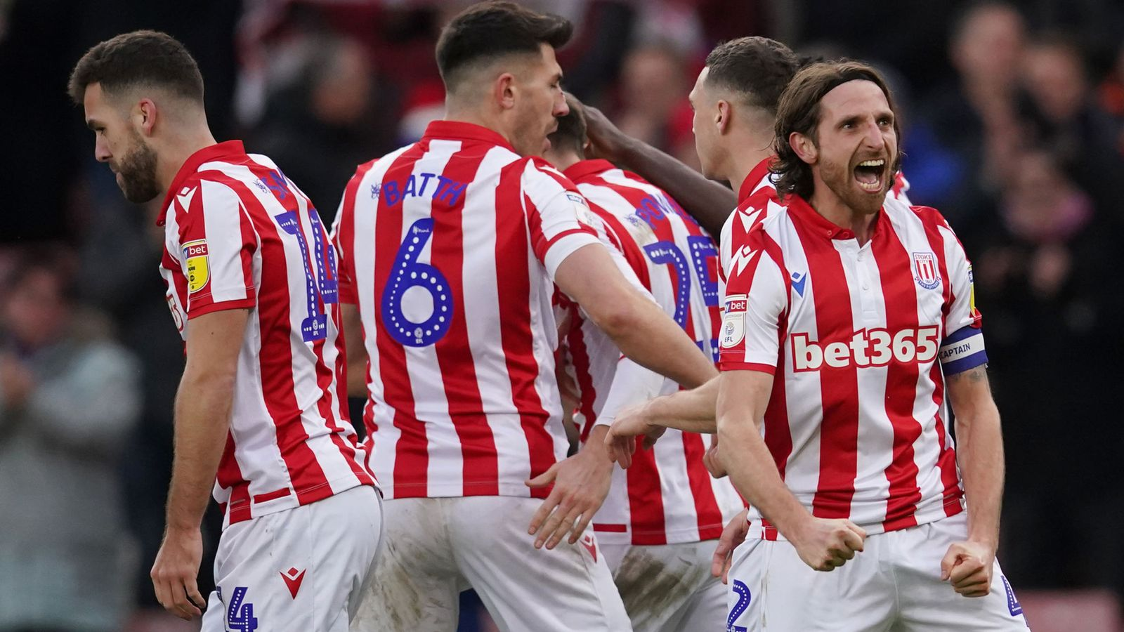 Stoke City 2 - 0 Cardiff City. Match Report