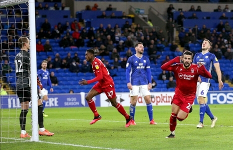 Cardiff City 0 - 1 Forest. Match Report