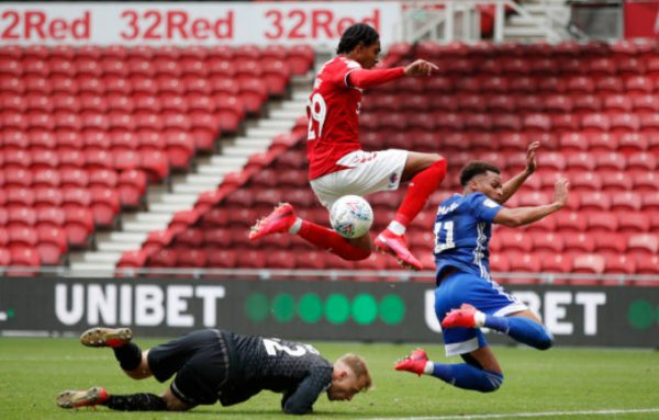 Middlesbrough 1 - 3 Cardiff City. Match Report