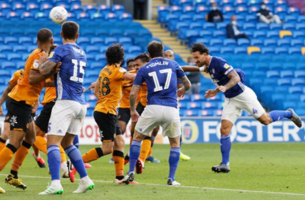 Cardiff City 3 - 0 Hull City. Match Report