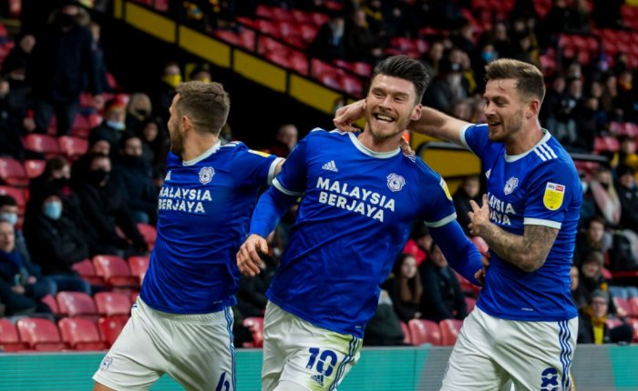 Watford 0 - 1 Cardiff City. Match Report