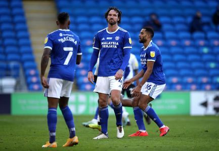 Cardiff City 0 - 2 Swansea City. Match Report