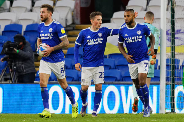 Cardiff 1 - 2 Norwich. Harris proud as City lose again