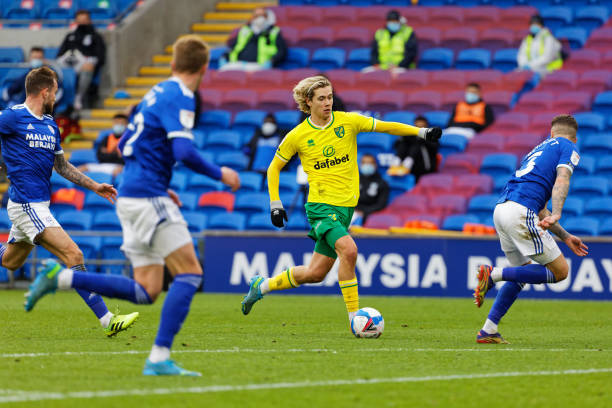 Cardiff City 1 - 2 Norwich City. Match Report