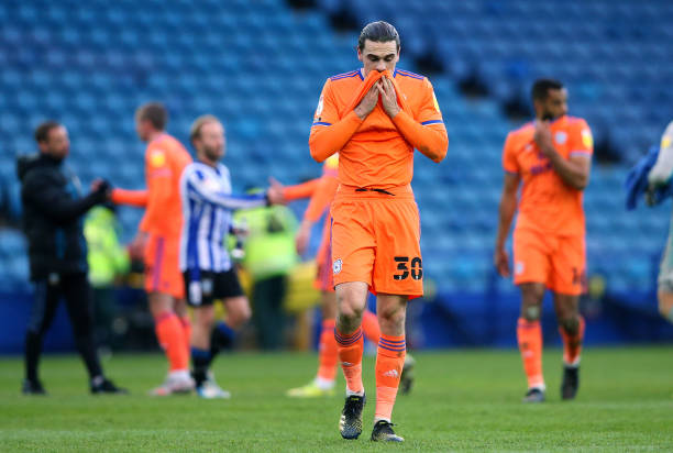 Sheffield Weds 5 - 0 Cardiff City. Match Report