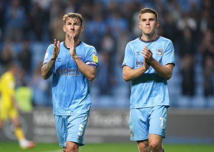 Coventry 1 - 0 Cardiff. Comment