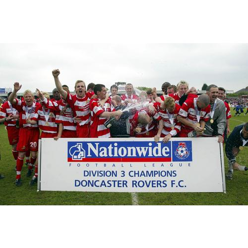 Doncaster Rovers Champions Div 3