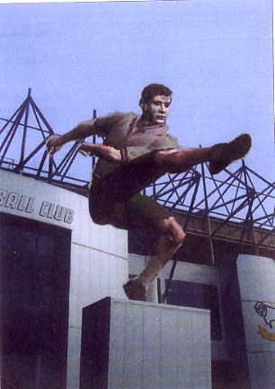 Steve Bloomer Statue
