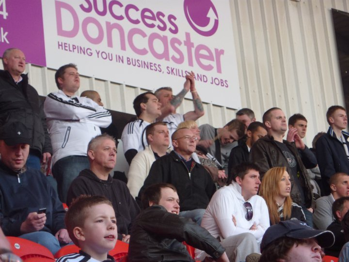 The Derby County Barmy Army