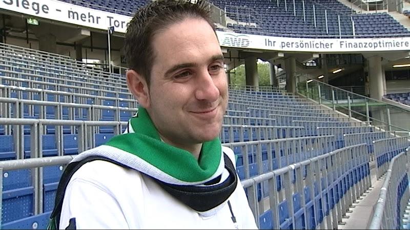 Nick Webster in Hannover