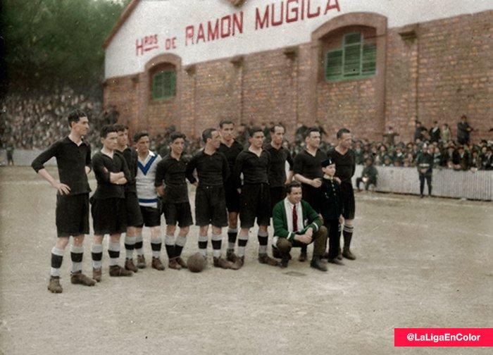 Rams in Spain for Steve Bloomer Trophy