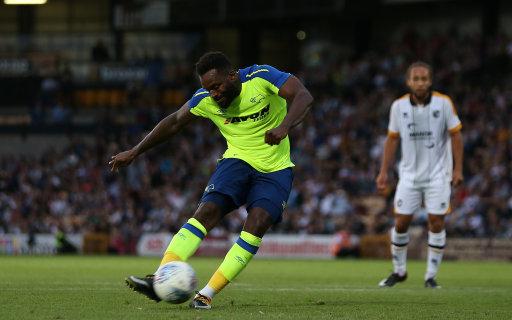 Rams lose East Midlands derby