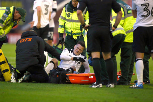 Rams hopeful Lawrence injury isn't bad