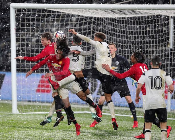 Rams beat United in FA Cup