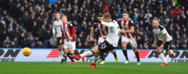 Derby County 1 Sheffield United 1