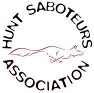 hunt saboteurs