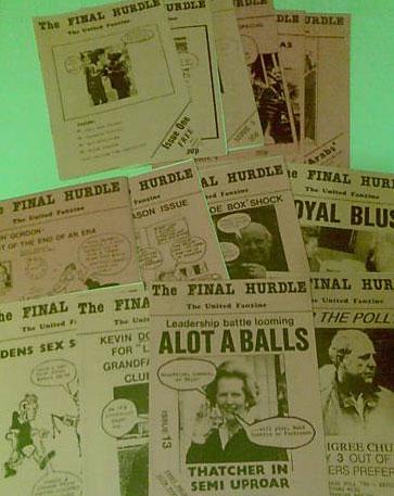 The Final Hurdle Fanzine