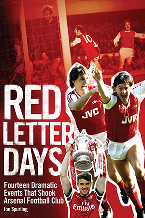 Book Review: Red Letter Days by Jon Spurling