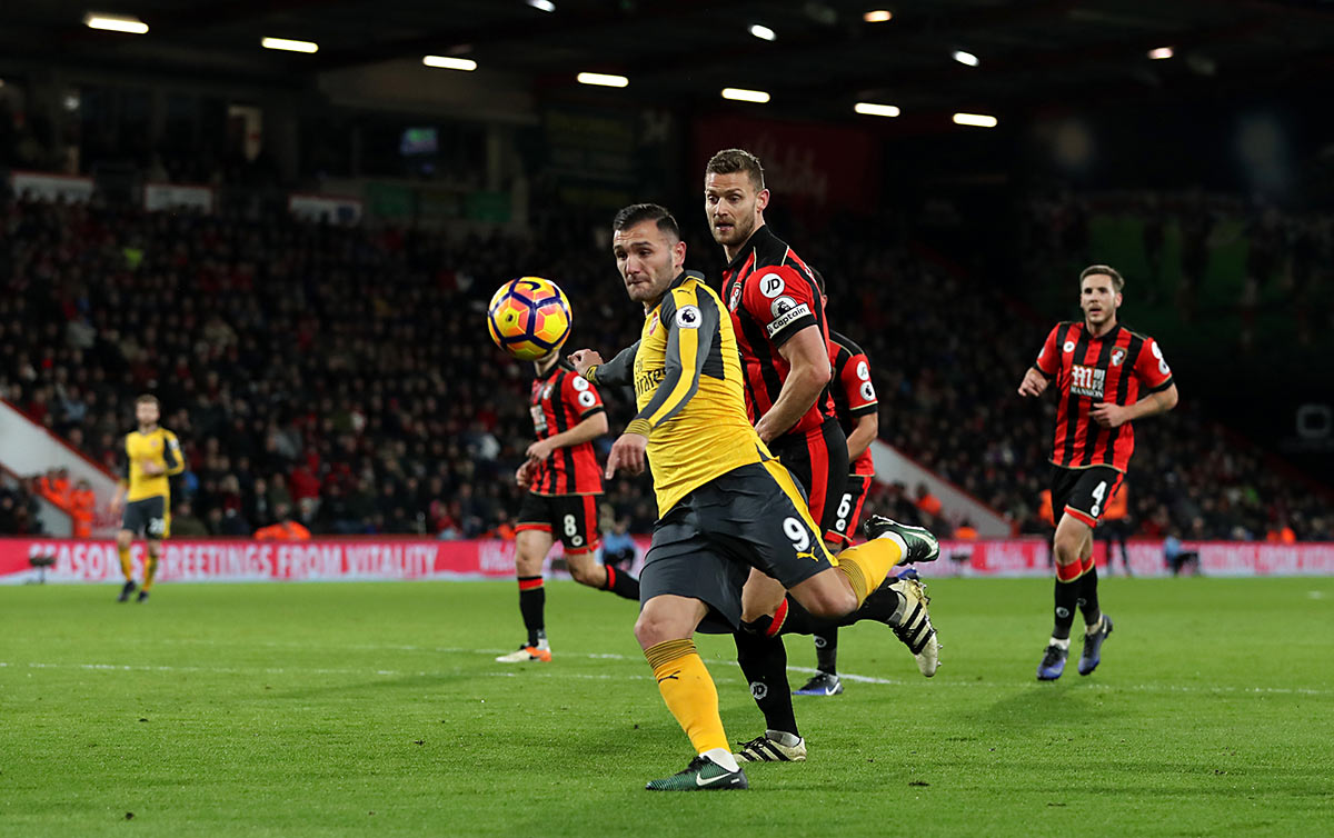 Bournemouth 3 Arsenal 3 - The Great Escape