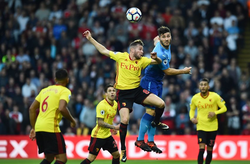 Watford 2 Arsenal 1 - Player Ratings