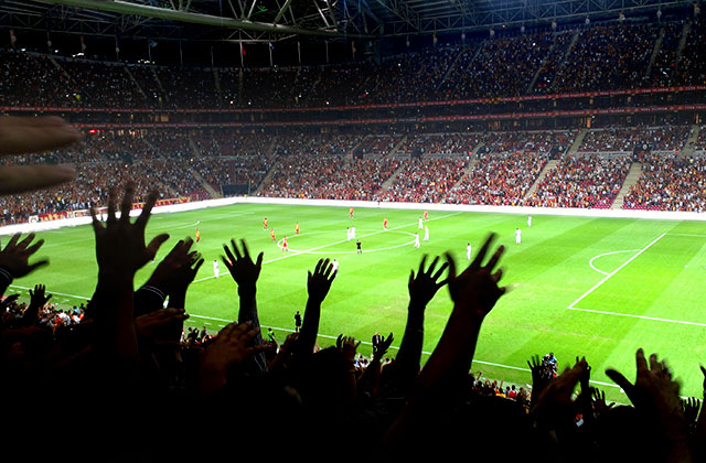 Are you involved with a supporters' club?