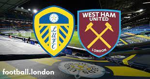 Leeds United 1 West Ham 2