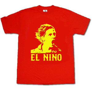 El nino t shirts back in stock lfc online for Prem league table 99 00