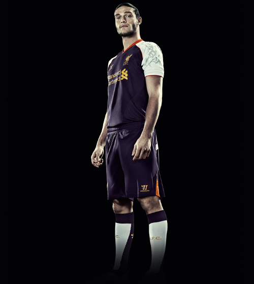 New Liverpool third kit