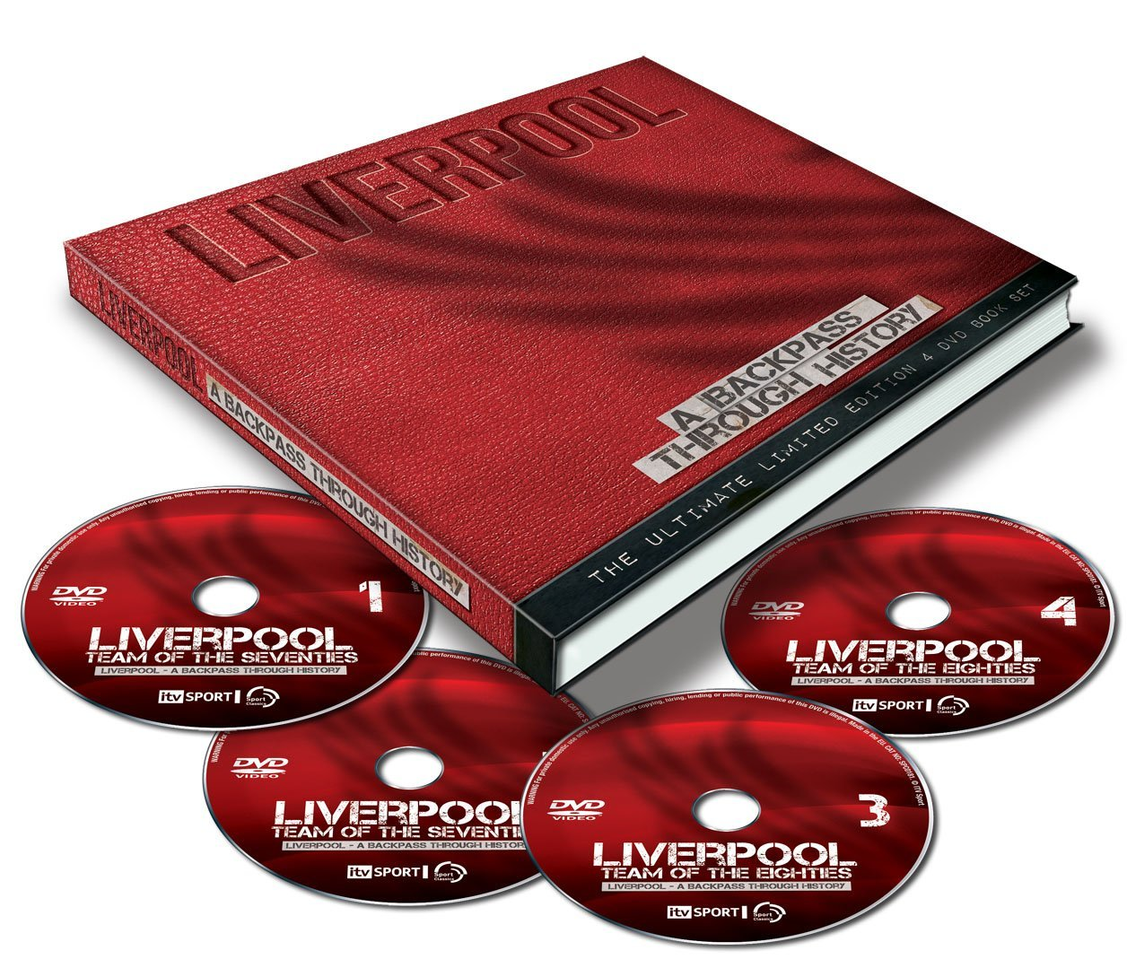 Liverpool - A Backpass Through History