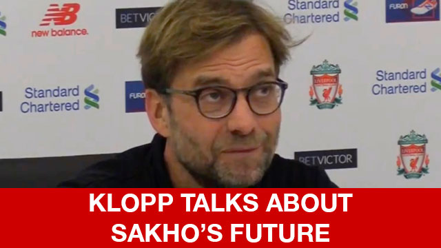 Has Klopp Cost Liverpool Fourth Spot Over Sakho?