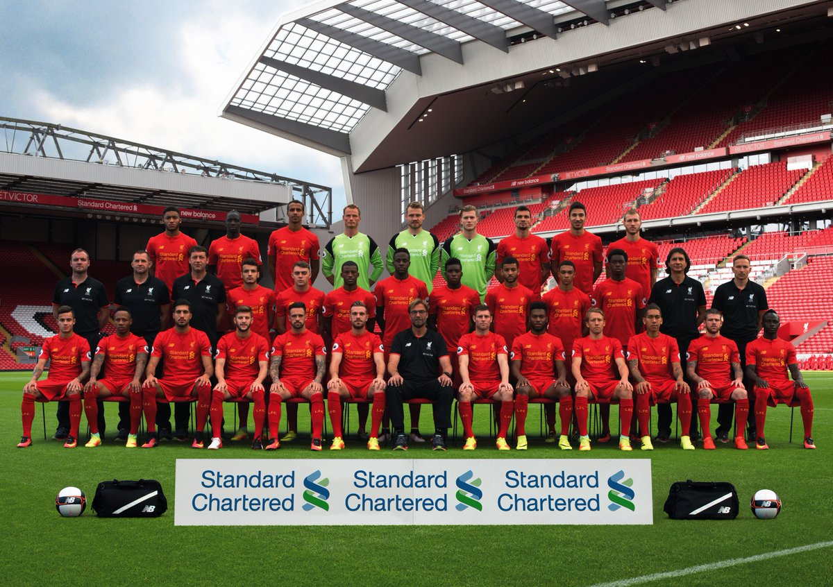 Liverpool FC - End of Season Report Card