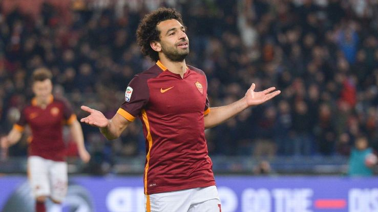 LFC Agree £43m Deal With Roma For Salah?